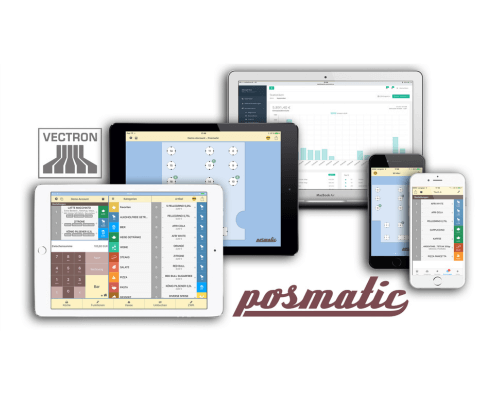 posmatic IPad Kasse